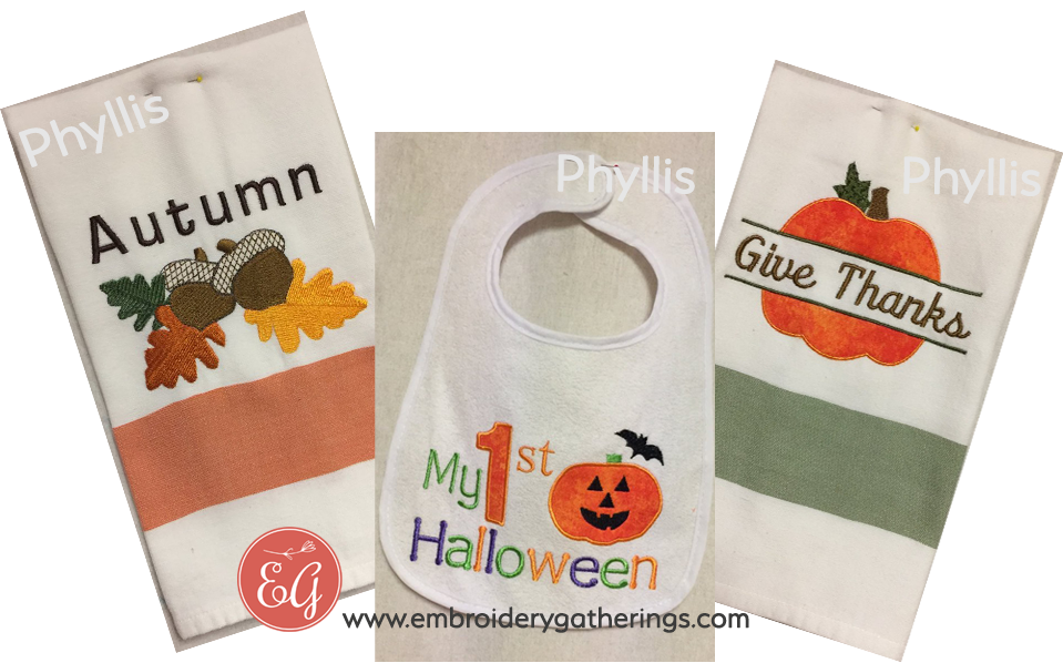 fall seasons towels-embroiderygatherings.com-tutorials