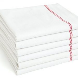 small stripe kitchen towels