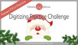 FTCU digitizing-practice-peeking-santa