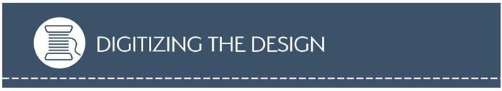digitizing a design in Floriani FTCU