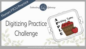 digitizing practice-apple basket