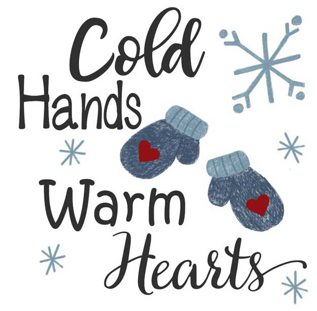 Floriani FTCU Digitizing practice-cold hands-warm hearts