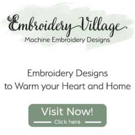 Embroidery Village Embroidery Designs