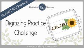 digitizing-practice2020-august-sunflower