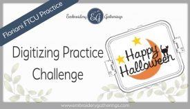 FTCU digitizing-practice2020-happy-halloween